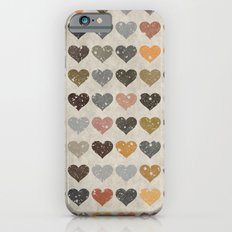 Hearts Slim Case iPhone 6s