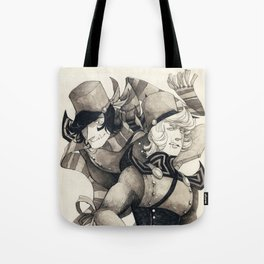 WORST FRIENDS Tote Bag