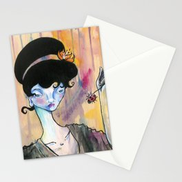 I See Right Through You Stationery Cards