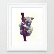 Koala Framed Art Print