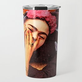 Frida y Chavela Travel Mug