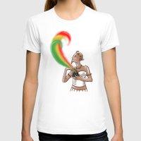 supreme T-shirts featuring Supreme pyramid by barmalisiRTB
