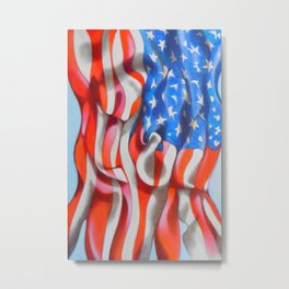 United States of America Metal Print