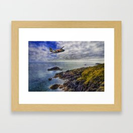 Bristol Beaufort Framed Art Print