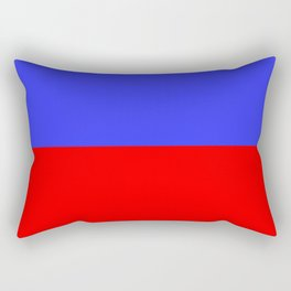Flag of assisi Rectangular Pillow