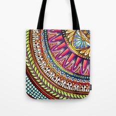Pattern Fun Tote Bag