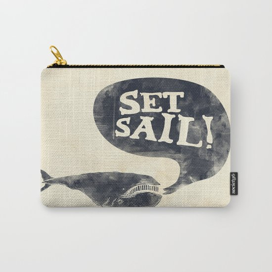 Set Sail! Carry-All Pouch