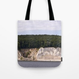Stonecoast - Jasmund Bay - Isle Ruegen  Tote Bag