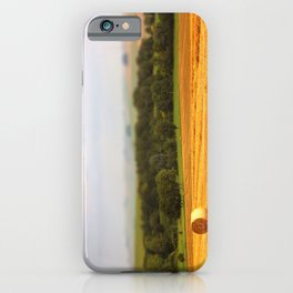 Miniature Countryside iPhone Case