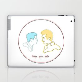 Keep You Safe - Ste & Brendan Laptop & iPad Skin