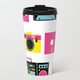 80s, 90s and beautiful old time Travel Mug