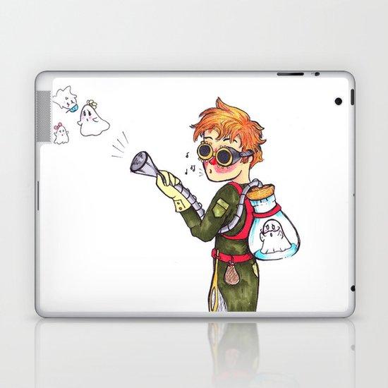 Ghost Hunter Laptop & iPad Skin