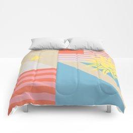 Sun & Sky Comforters