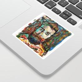 Sam con La Barba Sticker