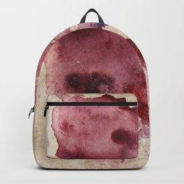 Garnet Color Splash Backpack