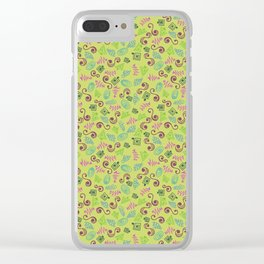 Gizmos and Gadgets Clear iPhone Case