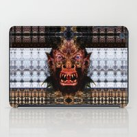 animal crew iPad Cases featuring Animal by Zandonai