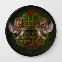 OIRA Wall Clock