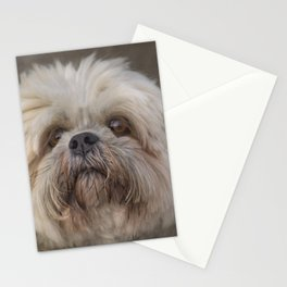 The Shih Tzu Stationery Cards