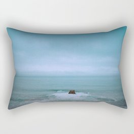 cold stone i Rectangular Pillow