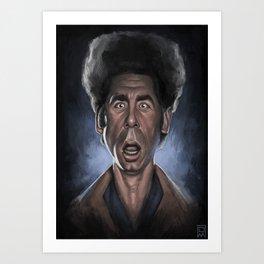 Some Kramer Art Print