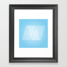 N like N Framed Art Print