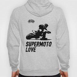 Supermoto Love Hoody