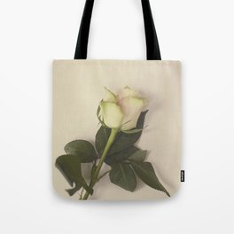 Dusky pink rose Tote Bag