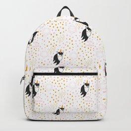 Magic Unicorn Pattern Backpack