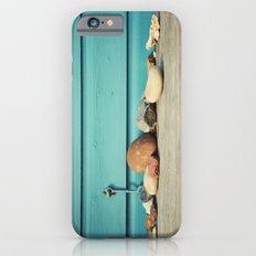Beach Hut Stones Slim Case iPhone 6s