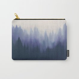 Autumn Fog | Indigo Edition Carry-All Pouch