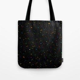 Splatter of colors Tote Bag