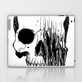 Skull (Distortion) Laptop & iPad Skin