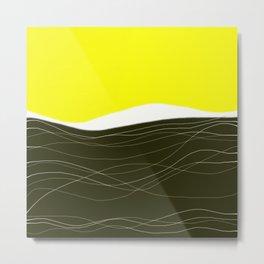 sunrise - design57 Metal Print