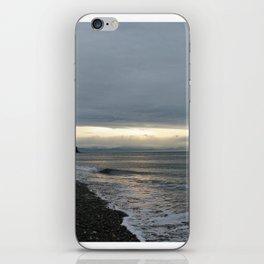 Along The Beach iPhone Skin