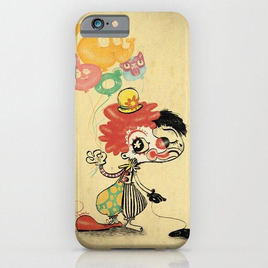 The Clown / Balloons / Facade iPhone & iPod Case