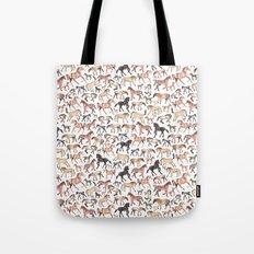 Horses, Ponies, Equine Tote Bag
