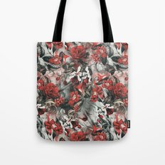 Botanical Garden VSF30 Tote Bag
