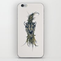 buffalo iPhone & iPod Skins featuring Buffalo by Silviu Nica