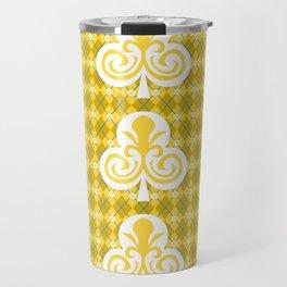 Pop Type Travel Mug