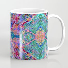 Cool, Calm, & Fluorescent Coffee Mug