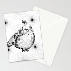 Birdy and Flora Stationery Cards