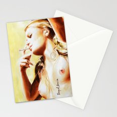 Femme/4 Stationery Cards