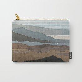 Salton Sea Landscape Carry-All Pouch