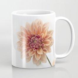 Dahlia Flower Coffee Mug