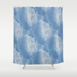 Rainy Dayz... Shower Curtain