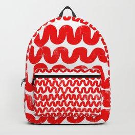 Zig zag bag Backpack