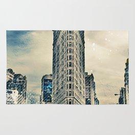Flatron Building - New York City Rug