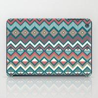 aztec iPad Cases featuring Aztec. by Priscila Peress