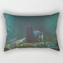 The Den Rectangular Pillow